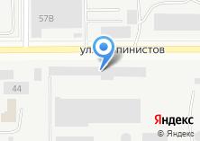 Компания «Альфарез» на карте