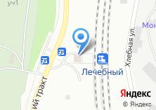 Компания «Свердловская пригородная компания» на карте