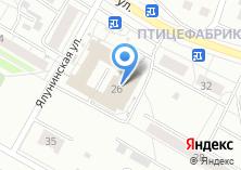 Компания «E125» на карте