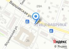 Компания «Сладкоежка» на карте