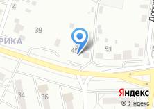 Компания «Источник Фортуны» на карте