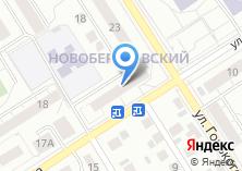 Компания «Поликлиника №1 Березовская центральная городская больница» на карте