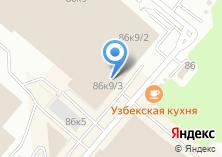 Компания «Hi baby» на карте