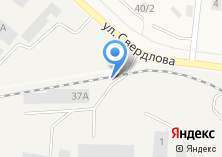 Компания «Уральская замочная компания ПТК» на карте