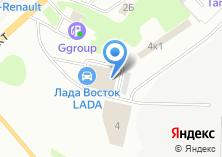 Компания «Березовский Лада-Центр» на карте