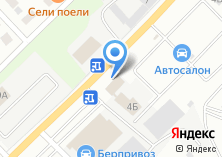Компания «Березовский привоз» на карте