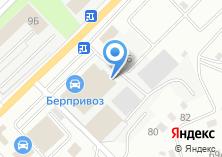 Компания «Mega-Door» на карте