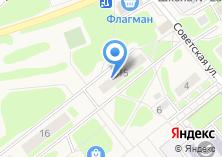 Компания «Магазин промышленных товаров» на карте