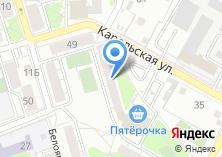 Компания «Рос ТСК-Лига» на карте