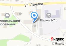 Компания «Строящийся жилой дом по ул. Красноармейская (пос. Большой Исток)» на карте