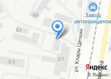 Компания «5 Микрон» на карте