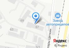 Компания «АММА» на карте
