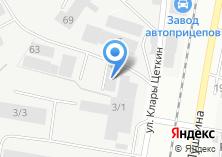 Компания «Автомастерская *5 микрон*» на карте