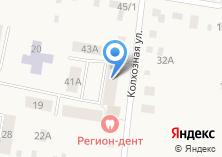 Компания «ЛИНИЯ КРАСОТЫ» на карте