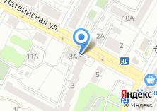 Компания «Отдел вневедомственной охраны» на карте