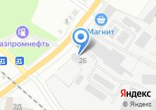 Компания «СПС» на карте