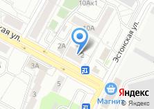 Компания «Шкафчик» на карте