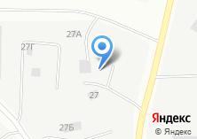 Компания «Автостоянка на ул. Ленинский пос» на карте