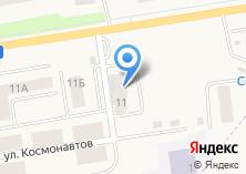 Компания «ЮНТА» на карте