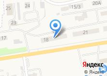 Компания «ЭЙВА» на карте