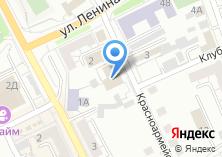 Компания «СТУДИЯ ДВЕРЕЙ» на карте