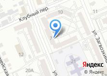 Компания «Деревенский» на карте