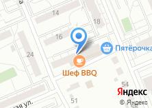 Компания «Бюро Согласований» на карте