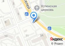 Компания «ГИБДД при ОВД по Березовскому городскому округу» на карте