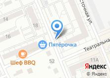 Компания «Автостоянка на ул. Загвозкина» на карте