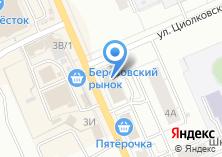 Компания «Ерофей» на карте