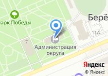 Компания «Архитектурно-градостроительное предприятие» на карте