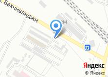 Компания «Автостоянка на ул. Авиаторов» на карте