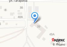 Компания «Строящийся жилой дом по ул. Гагарина (г. Арамиль)» на карте