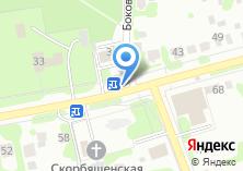 Компания «#Like» на карте