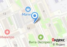 Компания «Ларец» на карте