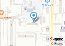 Компания «Мир открытий» на карте
