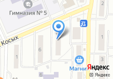 Компания «Дверкино» на карте