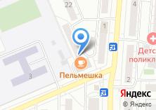 Компания «Лапушка» на карте