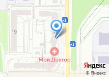 Компания «Правовой Город» на карте