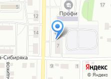 Компания «Общежитие Профи» на карте