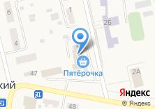 Компания «Промышленные товары» на карте