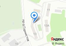 Компания «Почтовое отделение №60» на карте
