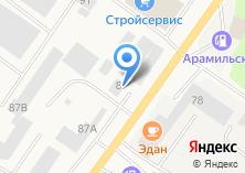 Компания «ПромСтальКомплект» на карте