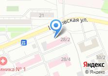 Компания «Орто-Практика» на карте