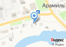 Компания «Свердловэнергосбыт» на карте