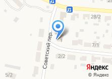 Компания «Октябрьская сельская администрация» на карте
