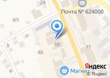 Компания «Салон» на карте