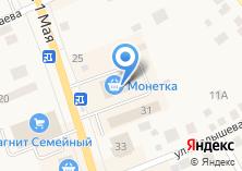 Компания «Gsm-master» на карте