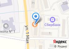 Компания «Арком-Сервис» на карте
