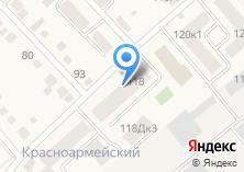 Компания «Строящийся жилой дом по ул. Красноармейская (г. Арамиль)» на карте